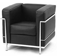 Le Corbusier deri koltuk