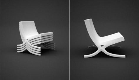 Dirk Winkel tasarimi plastik Barcelona C.